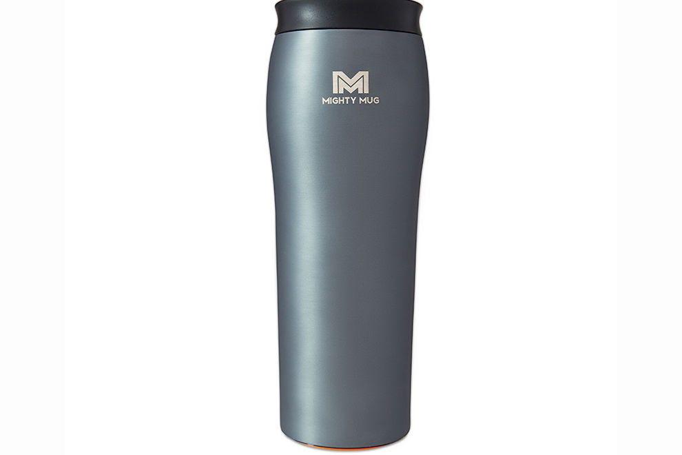 Mighty Mug Go in charcoal
