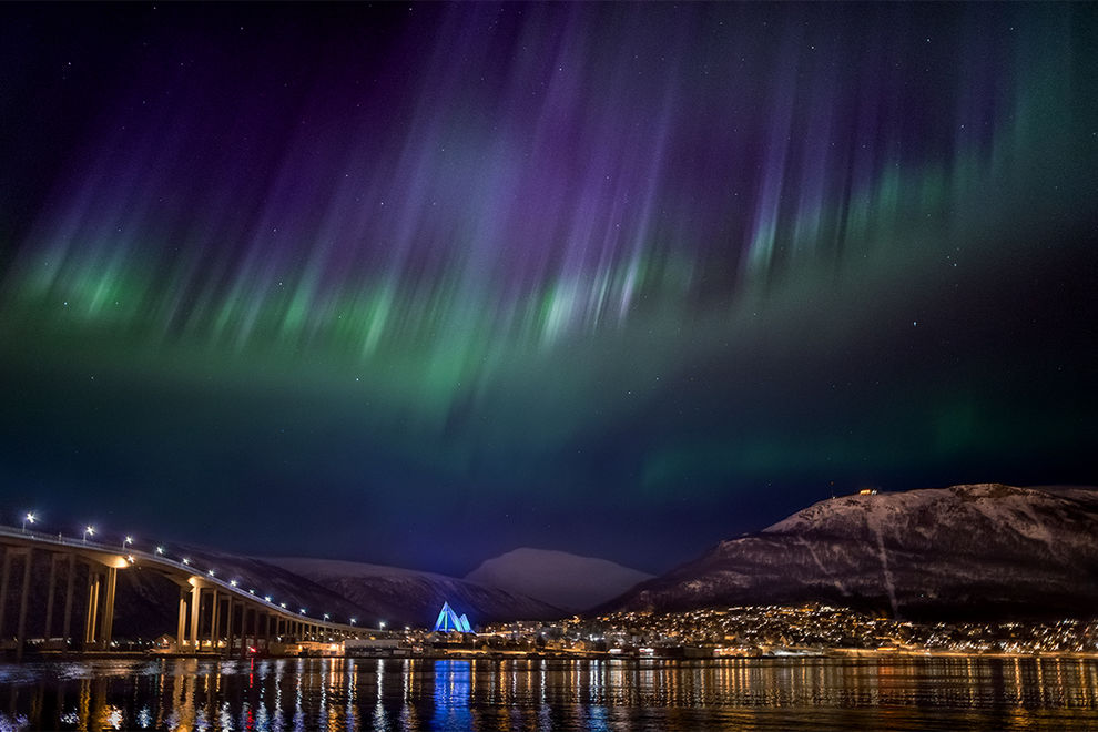 This is the best way to have an Arctic northern lights adventure