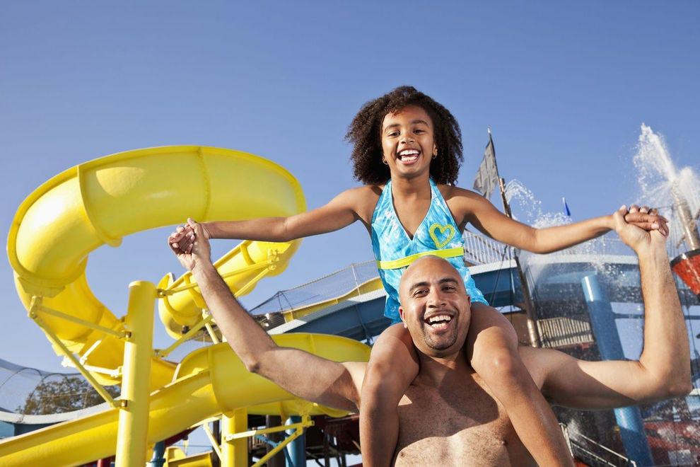 Where do you go for fun in the sun?