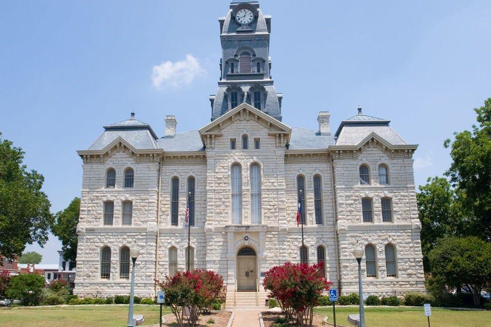 Granbury is a favorite historic Texas escape