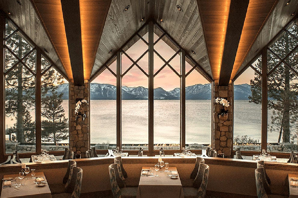 Group Friendly: Restaurants in Tahoe