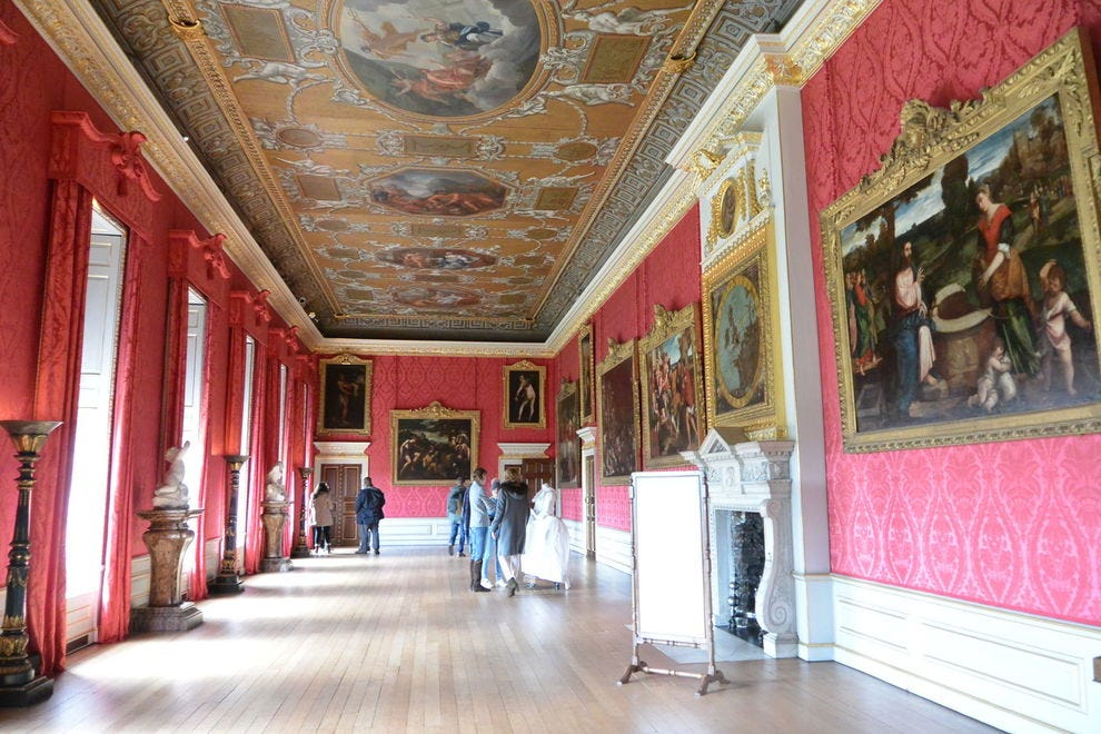 Kensington Palace State Rooms
