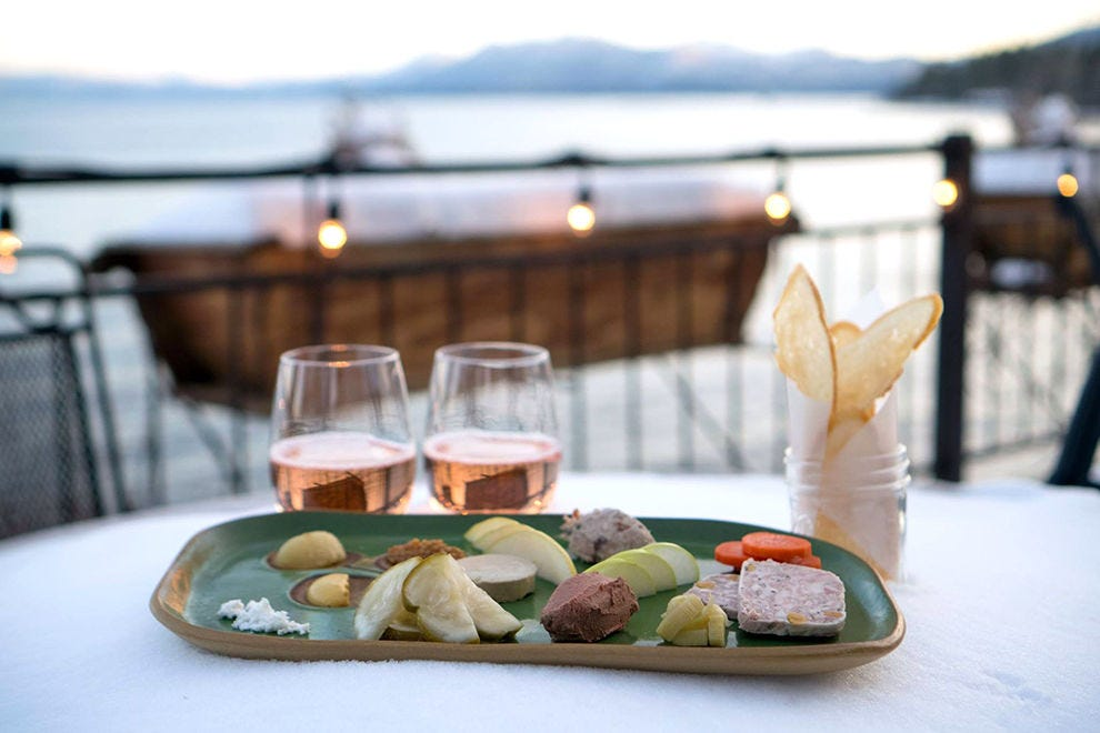 Brilliant Tahoe Restaurants Restaurant Reviews By 10Best Home Interior And Landscaping Oversignezvosmurscom