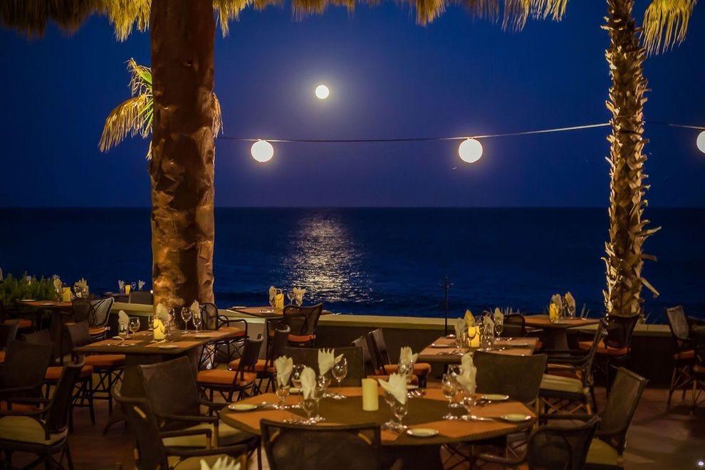 Pitahayas Restaurant Cabo San Lucas