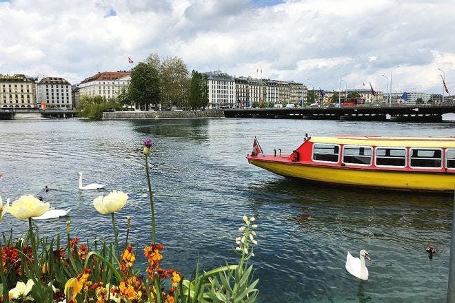 10 of the best things to do in Geneva, Switzerland