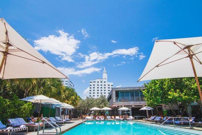Sls Hotel South Beach Miami Hotels