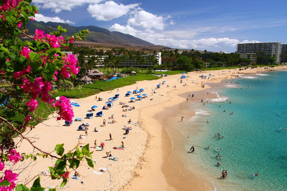 Best Beach In Hawaii Winners 2019 10best Readers Choice