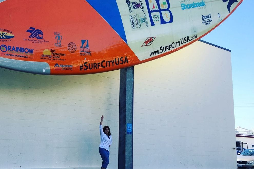 International Surfing Museum / Surfboard