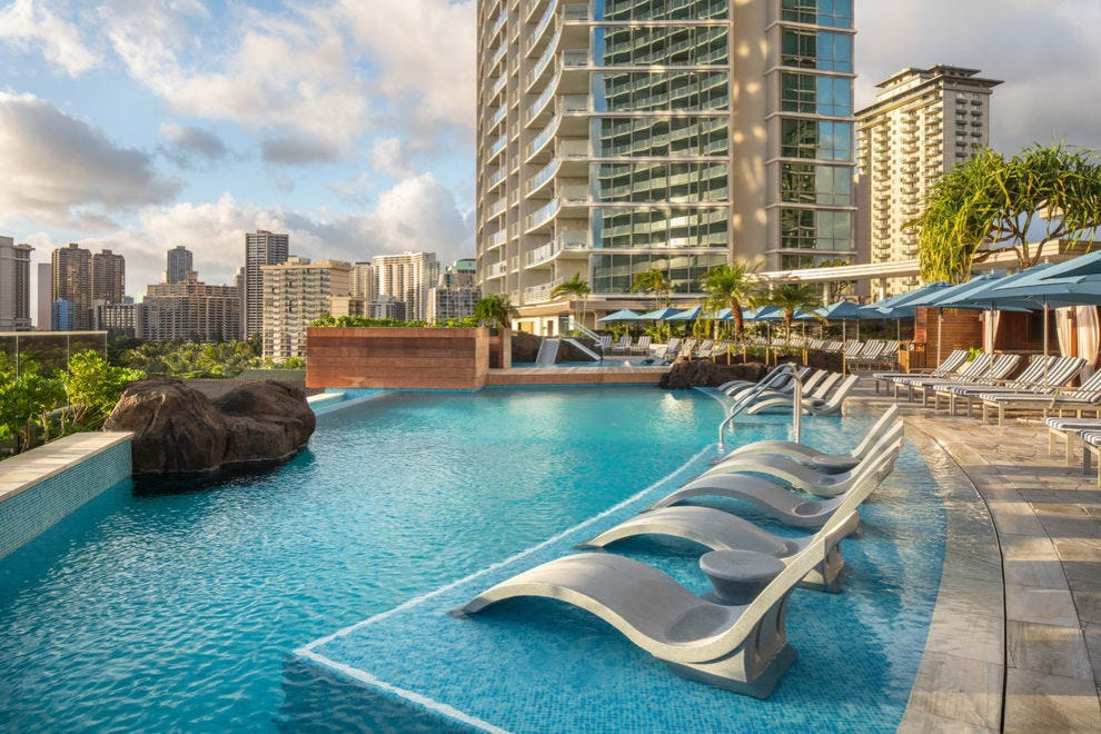 The Ritz-Carlton, Waikiki Beach