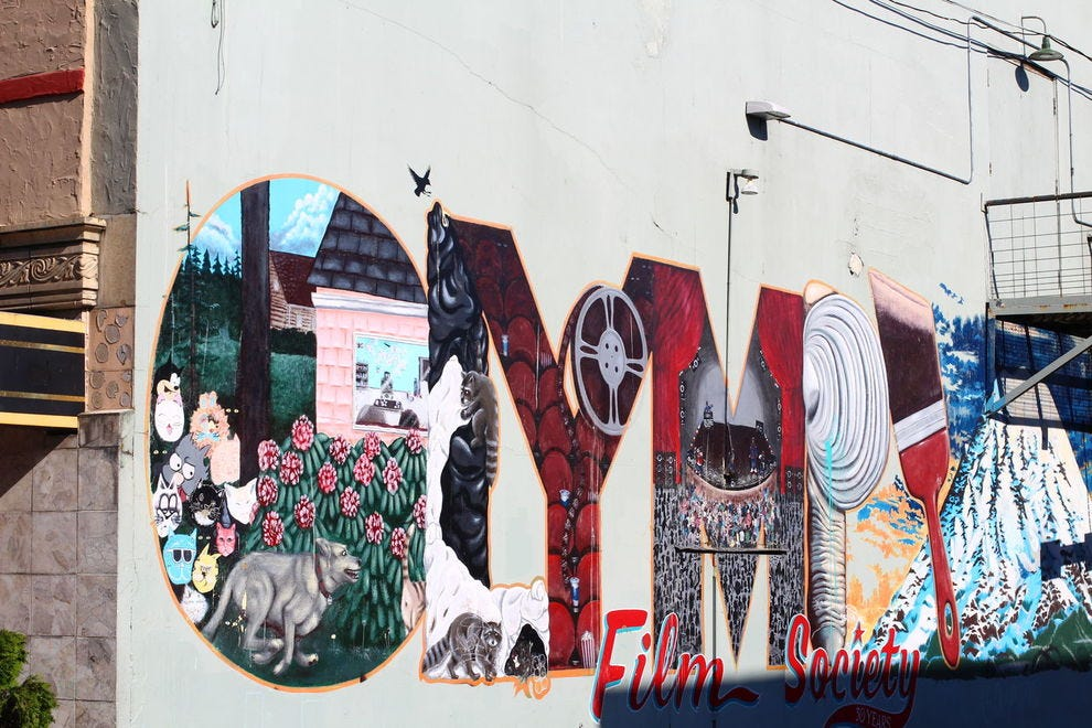 Olympia boasts an inspiring public art collection of 100-plus pieces, as well as a rotating exhibition of loaned sculptures at Percival Landing