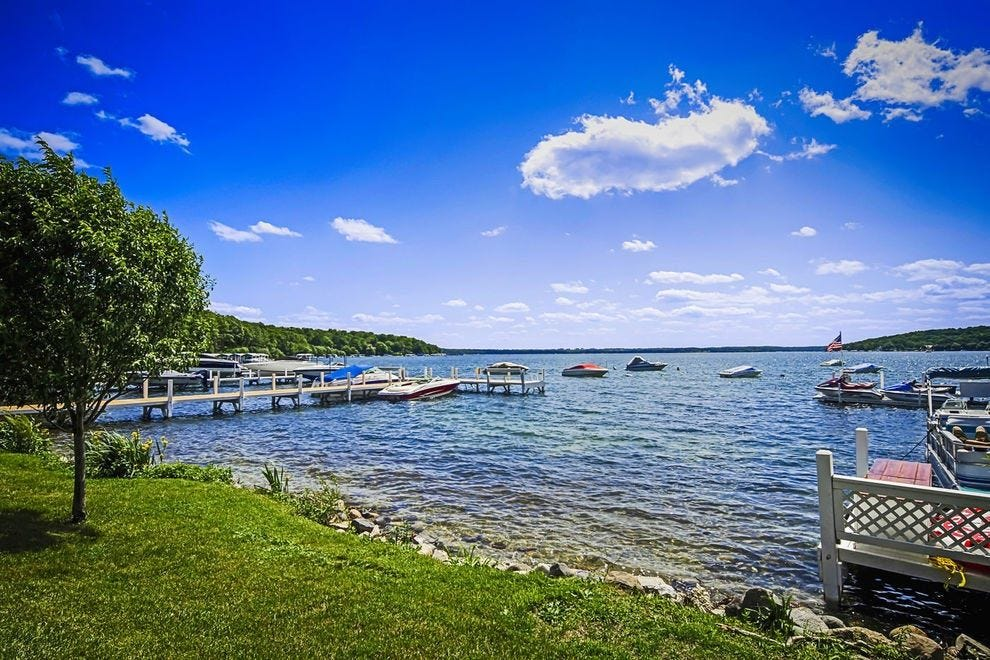 A trip to Lake Geneva can be as relaxing or as adventurous as you like