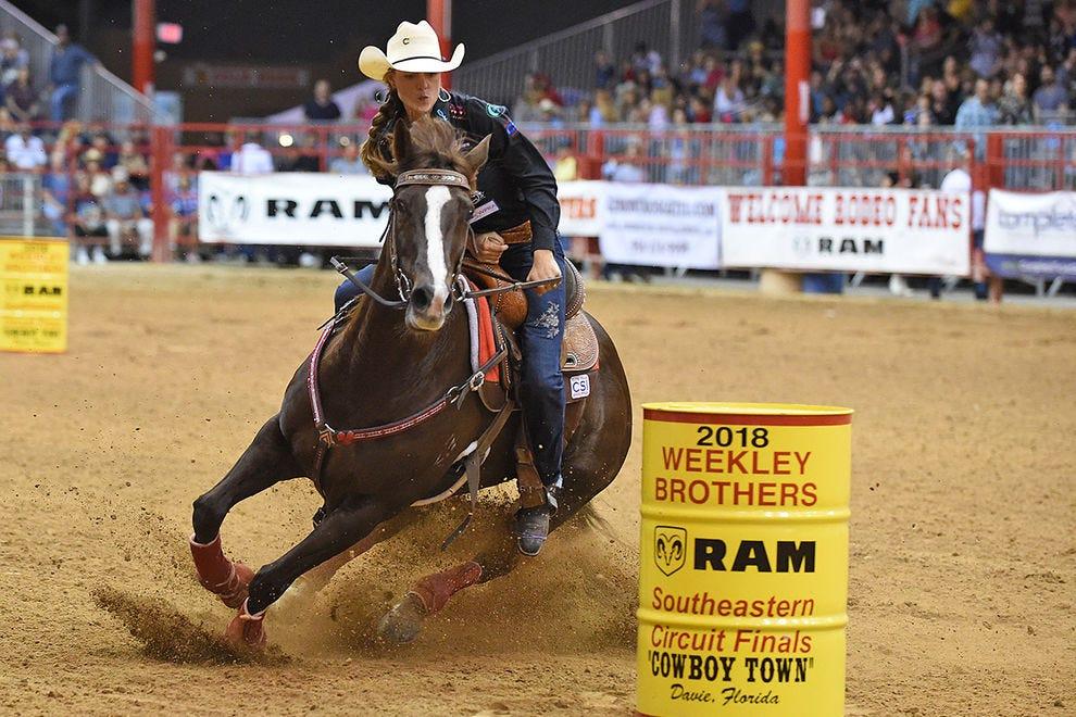 Vote Davie Pro Rodeo Best Rodeo Nominee 2019 10best