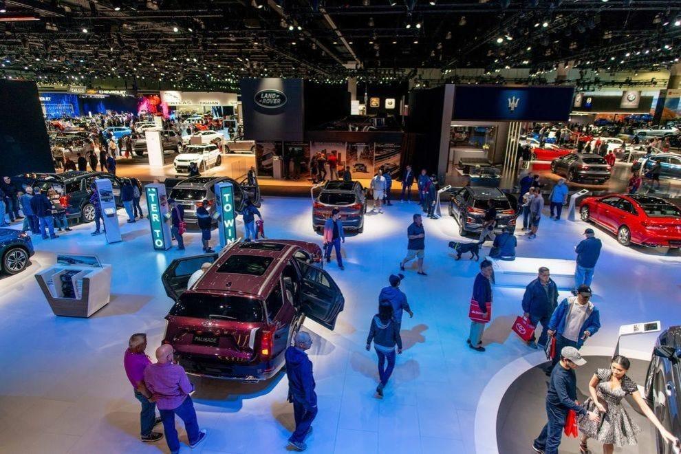Best Car Show Winners: 2019 10Best Readers' Choice Travel Awards