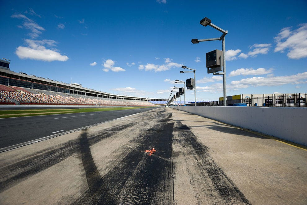 NASCAR hosts races at 30 venues across the nation