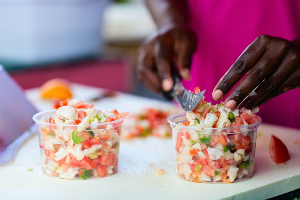 How to eat conch in the Bahamas, and where to find the best