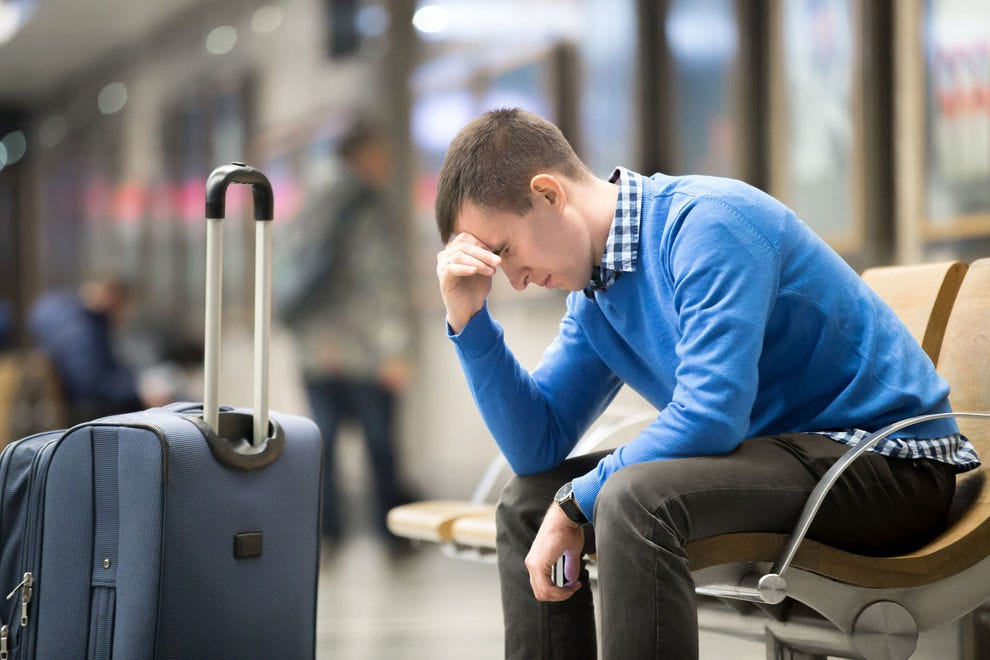Flight delays and cancellations can be expensive without travel insurance
