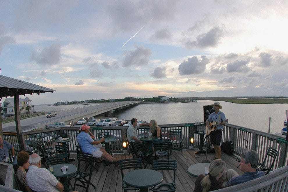 The Boathouse Charleston Restaurants Review 10best Experts And