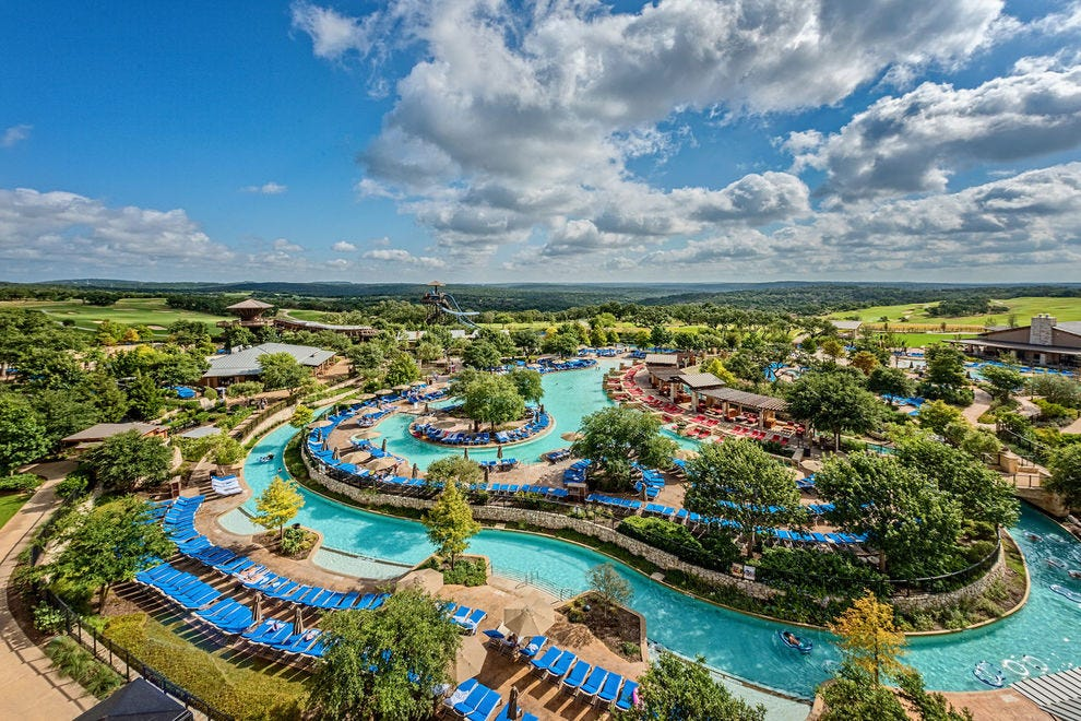 Vote Jw Marriott San Antonio Hill Country Resort Amp Spa