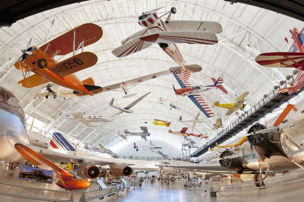 Smithsonian National Air and Space Museum and the Steven F. Udvar-Hazy Center | Washington