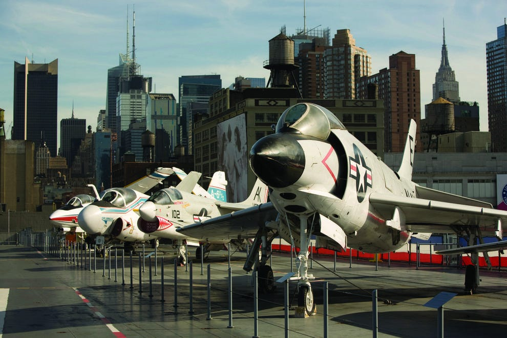 Intrepid Sea, Air & Space Museum | New York
