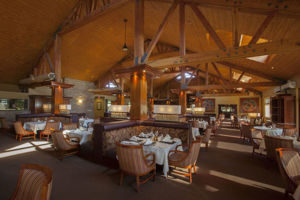 The Vineyard Rose Restaurant at South Coast Winery