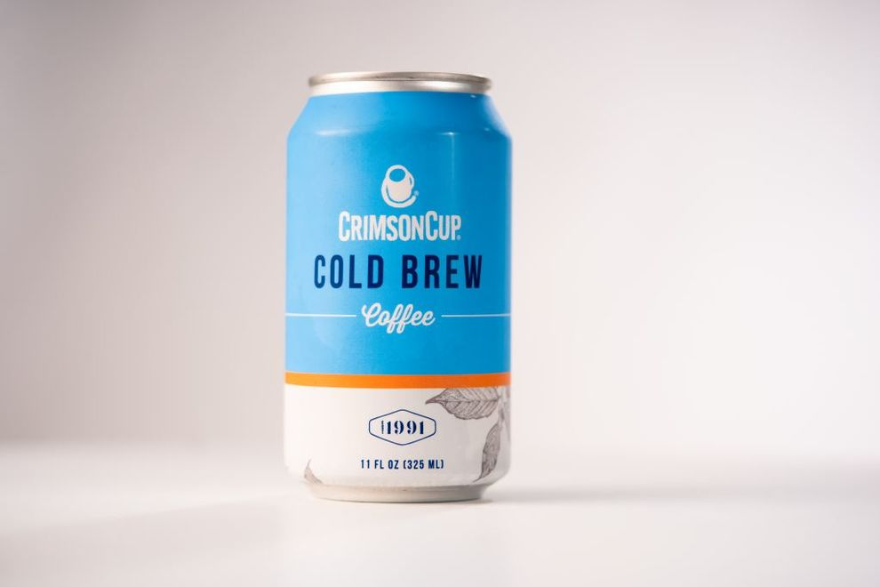 In 2019, Crimson Cup launched cold brew in cans
