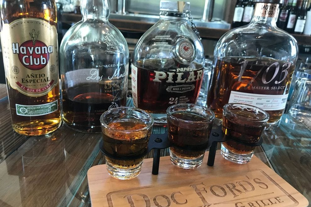 Doc Fords Rum Bar & Grille Fort Myers Beach