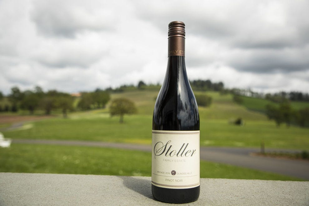 Drink guilt-free with this sustainable wine from Stoller