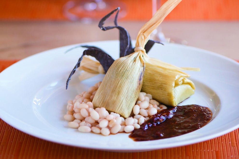 Traditional tamales get a twist in the hands of chef Rocky Durham