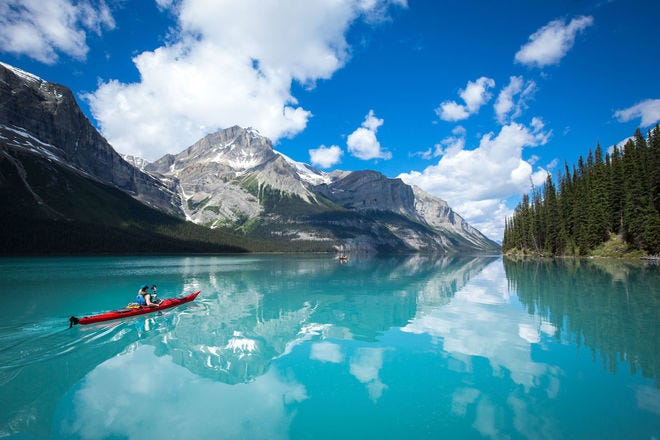 Why you should extend your visit to Alberta, Canada and how to do it