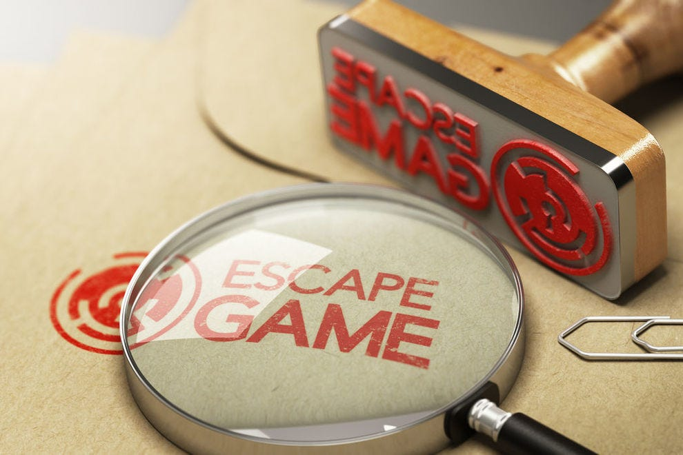 Be the hero of your own adventure at these top immersive escape rooms