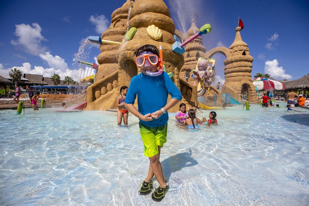 Cool off at Schlitterbahn