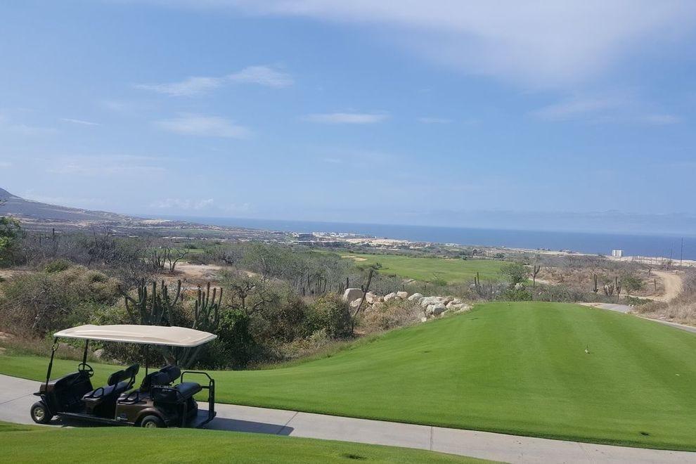 Diamonte golf course in Cabo San Lucas