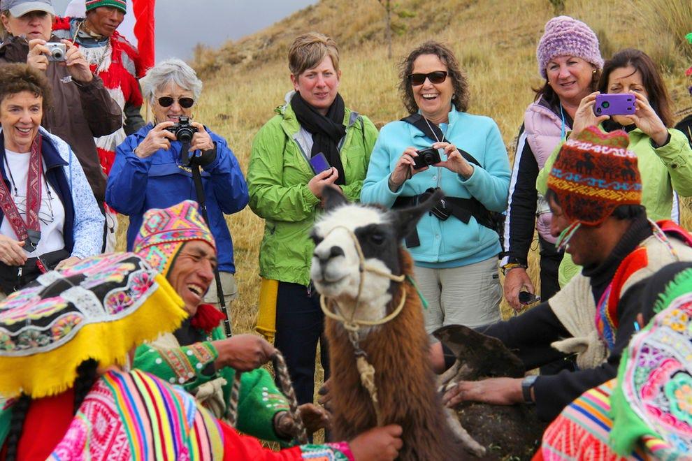 AdventureWomen's Best of Peru trip