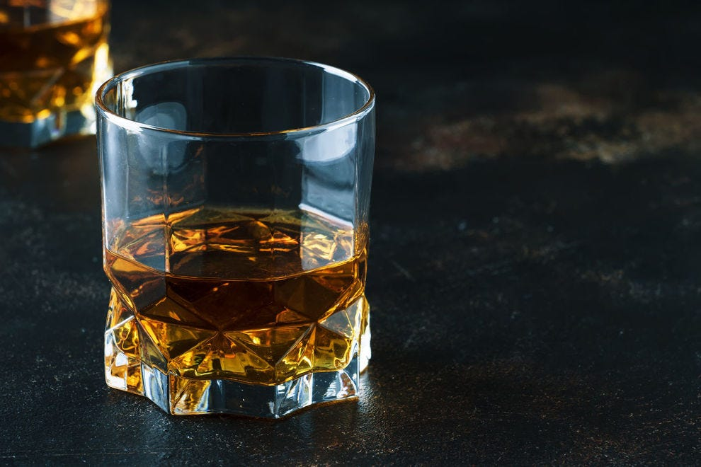 Who distills the best American whiskey?