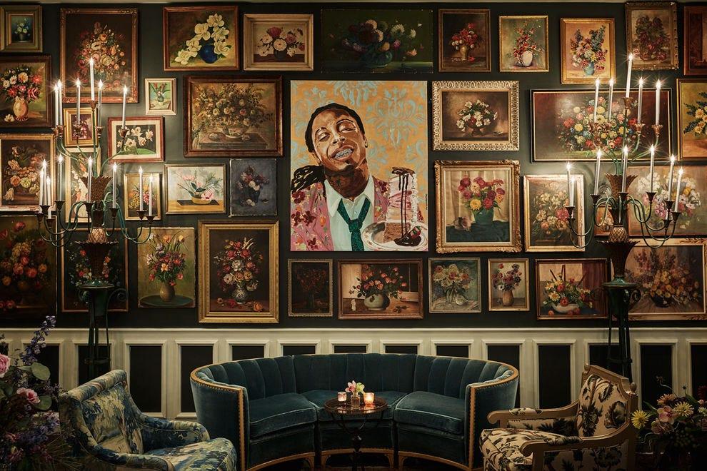 Winning restaurant gives European fare a  Louisiana twist