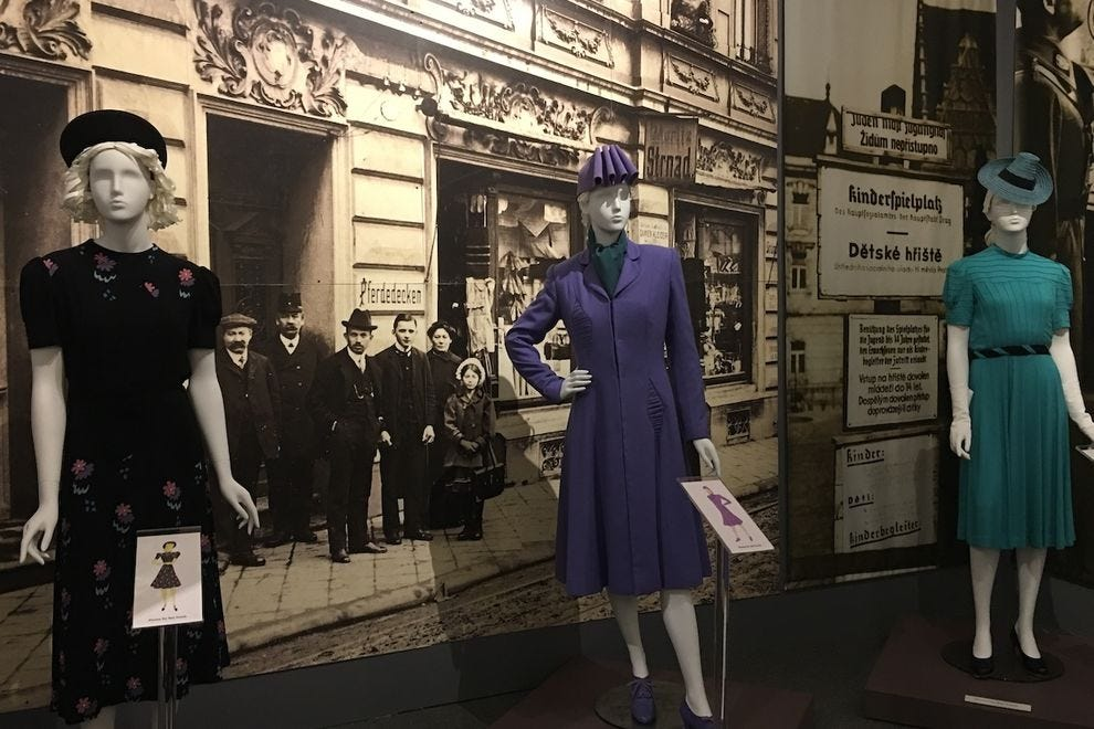 """""""Stitching History from the Holocaust"""" is a fascinating exhibit at the Jewish Museum of Maryland"""