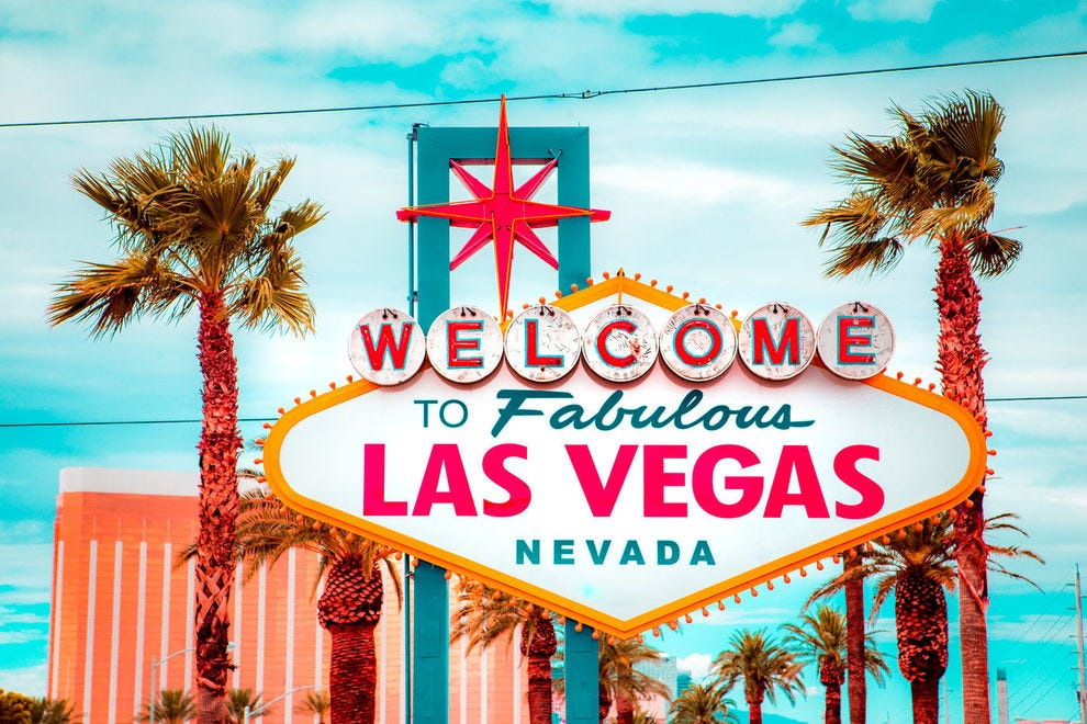 Where do you go to gamble in Sin City?