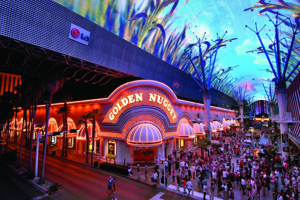 Golden Nugget Las Vegas Hotel and Casino