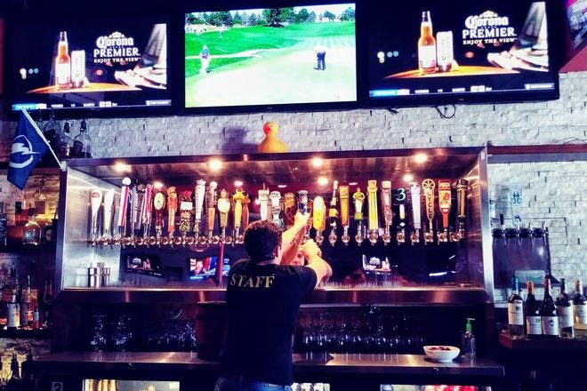 Sports Bars in Tampa
