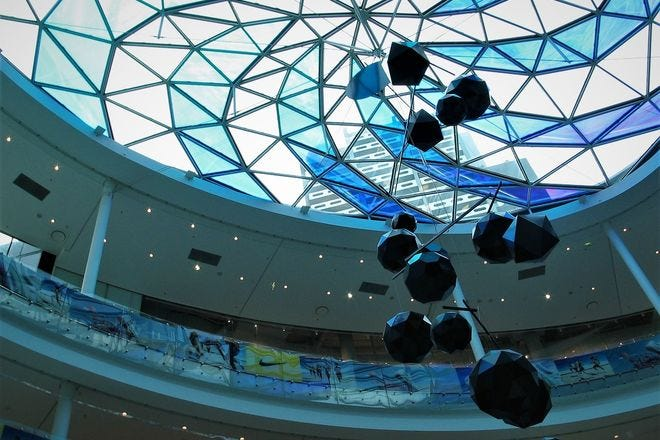 Shopping Malls and Centers in Paris