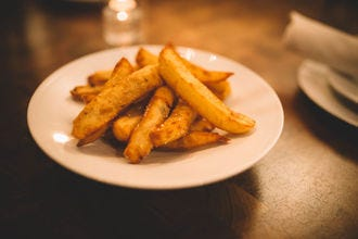 These 'perfect' fries take three days to make