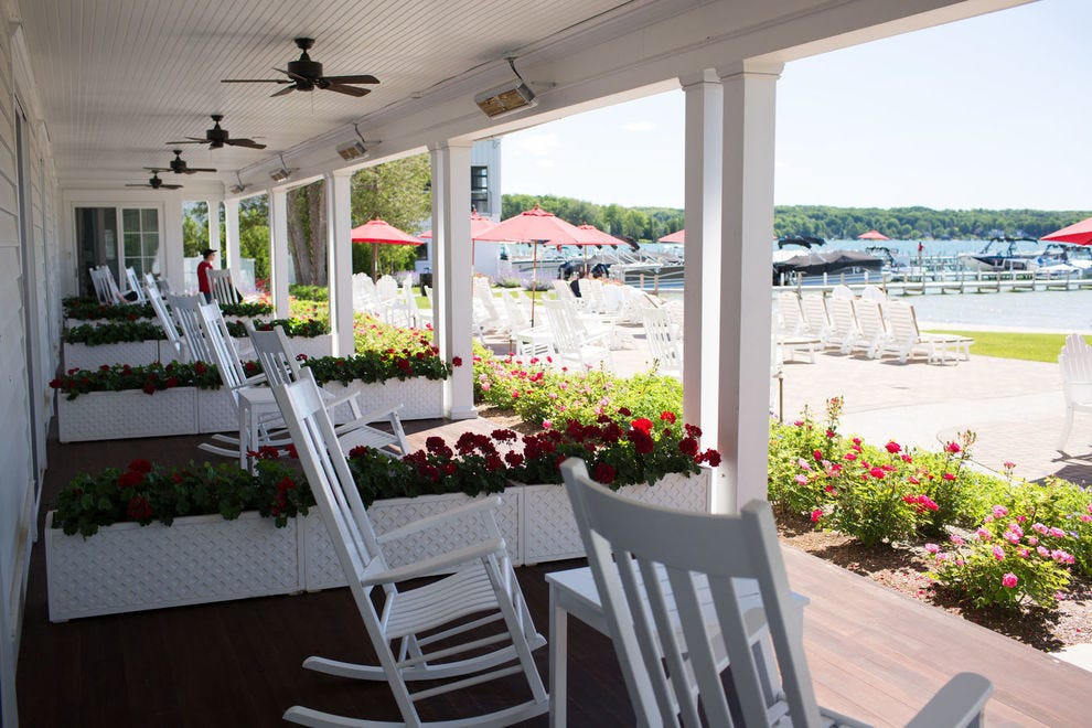 Guests of winning hotel enjoy easy access to Michigan's Petoskey Wine Region