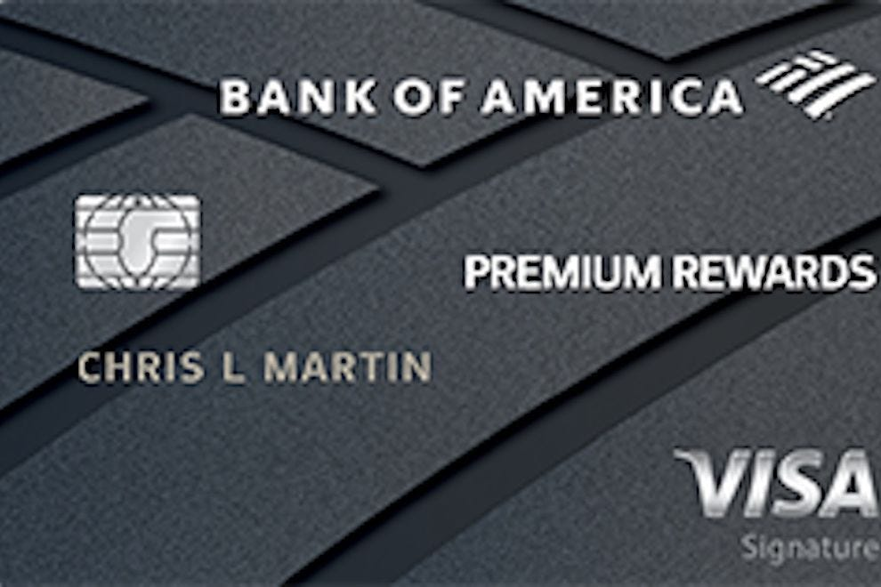 Bank of America Premium Rewards