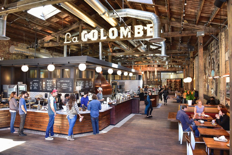 La Colombe | Various locations