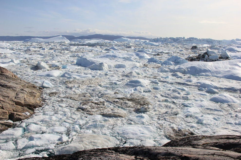 Features of the Northwest Passage to see before they transform