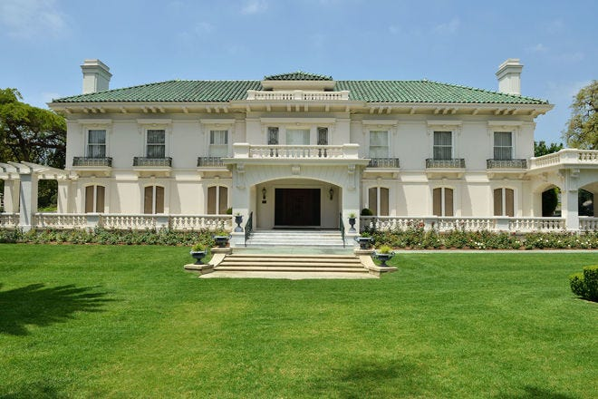 Tournament of Roses House/Wrigley Mansion