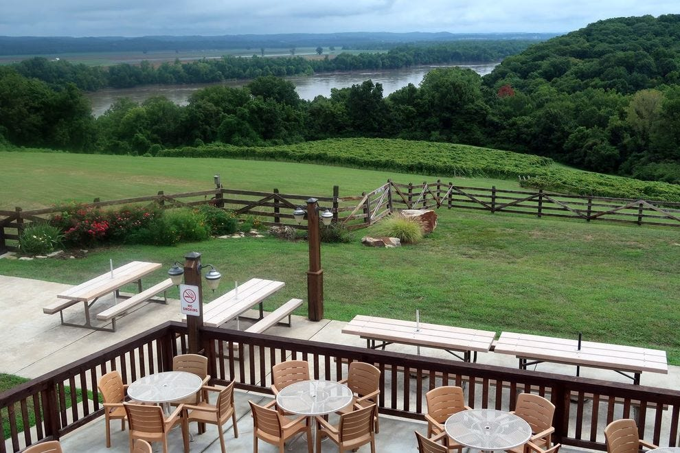 Explore one of the most underrated wine trails in the United States