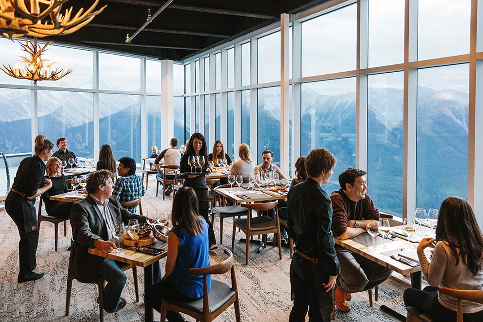 These 10 restaurants make Banff a foodie paradise