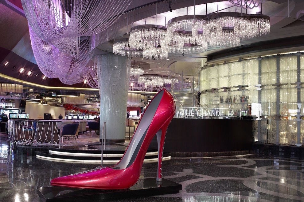 """Fit To Be Tied"" at The Cosmopolitan of Las Vegas"